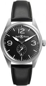 Bell & Ross Vintage BRV123-BL-CA/SCA