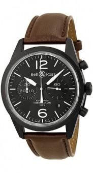 Bell & Ross Vintage BRV126-BL-CA/SCA