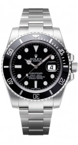 Rolex Submariner Date Steel Ceramic 116610LN 40mm
