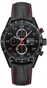 TAG Heuer Carrera Automatik Chronograph CAR2A80.FC6237