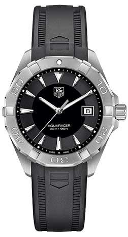 Заказать новые швейцарские часы Tag Heuer Aquaracer WAY1110.FT8021