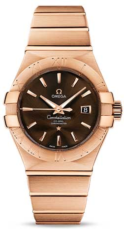 Omega Constellation  Co-Axial 123.50.31.20.13.001