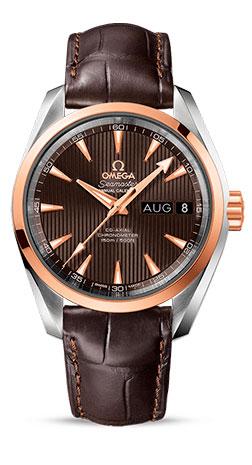 Omega Seamaster Co-Axial Annual Calendar 231.23.39.22.06.001