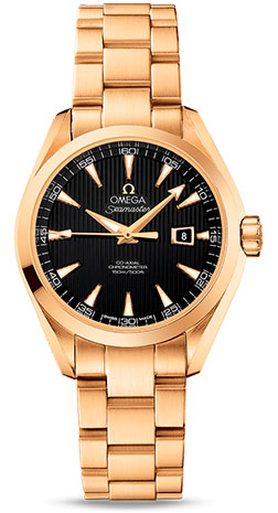 Omega Seamaster Aqua Terra Co-Axial Yellow Gold 231.50.34.20.01.001