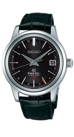 Grand Seiko Mechanical Hi Beat Stainless Steel Automatic GMT SBGJ019