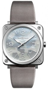 Bell & Ross Instruments BRS-CAMO-ST