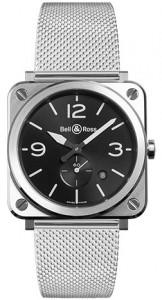 Bell & Ross Instruments BRS-BLC-ST/SST