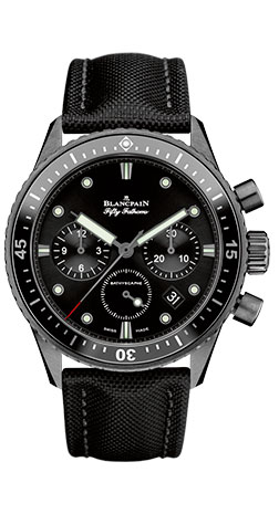 Blancpain Fifty Fathoms Flyback Chronograph 5200-0130-B52A