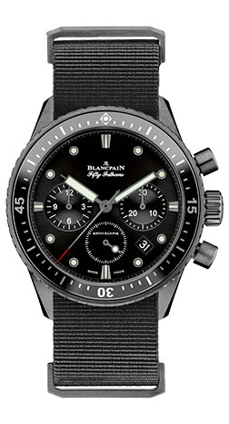 Blancpain Fifty Fathoms Flyback Chronograph 5200-0130-NABA